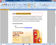 Seamlessly edit PDFs with Editing Software
