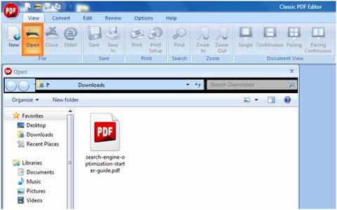 Classic PDF suite