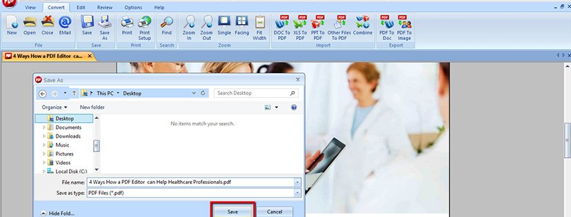 How Does PowerPoint to PDF Conversion Work Step 7