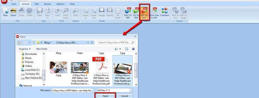 how to edit powerpoint converted to pdf