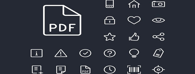 uses of PDFs